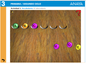 Abecedario - El abecedario